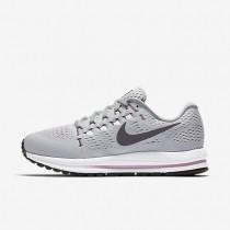 Nike air zoom vomero 12 para mujer platino puro/gris lobo/orquídea/morado dinastía_090