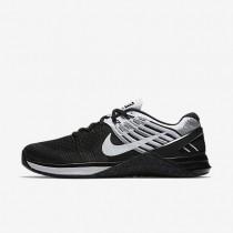Nike metcon dsx flyknit para mujer negro/blanco_101