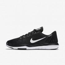 Nike flex supreme tr 5 para mujer negro/platino puro/blanco_105