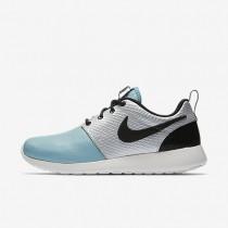 Nike roshe one lx para mujer plata metalizado/azul mica/marfil/negro_108