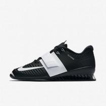Nike romaleos 3 para mujer negro/blanco_165