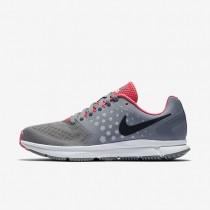 Nike air zoom span para mujer sigilo/rosa carrera/platino puro/negro_225