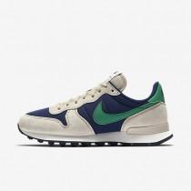 Nike internationalist para mujer azul binario/crudo/vela/verde estadio_233