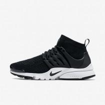 Nike air presto ultra flyknit para mujer negro/blanco/negro_241
