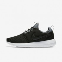 Nike roshe two se para mujer negro/gris azulado/blanco/negro_248
