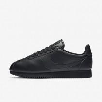 Nike beautiful x classic cortez premium para mujer negro/negro/negro_260