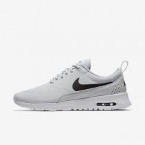 Nike air max thea para mujer platino puro/blanco/negro_272