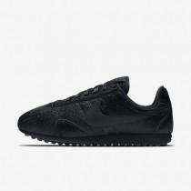 Nike pre montreal racer vintage premium para mujer negro/negro/negro_301