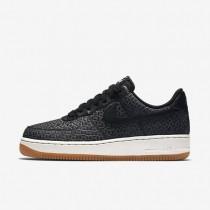 Nike air force 1 07 premium para mujer negro/vela/marrón medio goma/negro_309