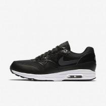 Nike air max 1 ultra 2.0 para mujer negro/negro/blanco/hematita metálico_316