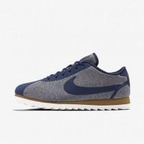 Nike cortez ultra se para mujer azul marino medianoche/beige dorado/blanco cumbre/azul marino medianoche_331