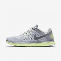 Nike flex 2016 rn para mujer platino puro/gris lobo/voltio ligero/gris azulado_335