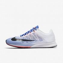 Nike air zoom elite 9 para mujer aluminio/blanco/azul medio/negro_345