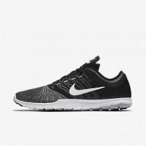 Nike flex adapt tr para mujer gris oscuro/negro/sigilo/blanco_348
