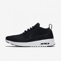 Nike air max thea ultra flyknit pncl para mujer negro/blanco/negro_382