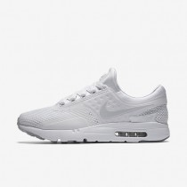 Nike air max zero unisex blanco/platino puro/platino puro_008
