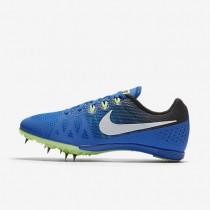 Nike zoom rival m 8 unisex hipercobalto/negro/verde fantasma/blanco_020