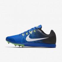 Nike zoom rival d 9 unisex hipercobalto/negro/verde fantasma/blanco_024