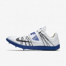 Nike triple jump elite unisex blanco/azul carrera/negro_052