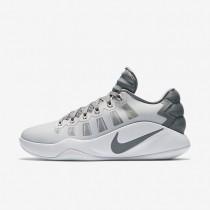 Nike hyperdunk low unisex platino puro/blanco/gris azulado_060