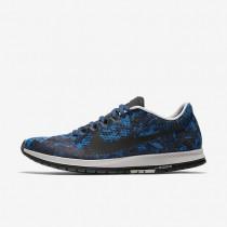 Nike lab gyakusou zoom streak 6 unisex azul valiente/hueso claro/niebla de medianoche/negro_069
