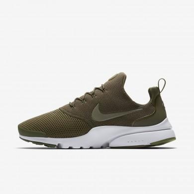 Nike presto fly para hombre oliva medio/blanco/oliva medio_039