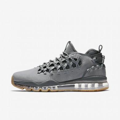 Nike air max tr17 para hombre gris azulado/marrón claro goma/gris oscuro_244