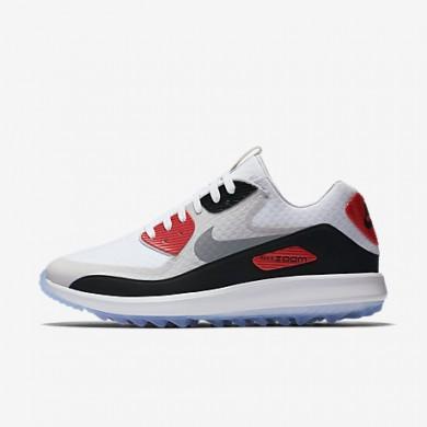 Nike air zoom 90 it para hombre blanco/gris neutro/negro/gris azulado_467