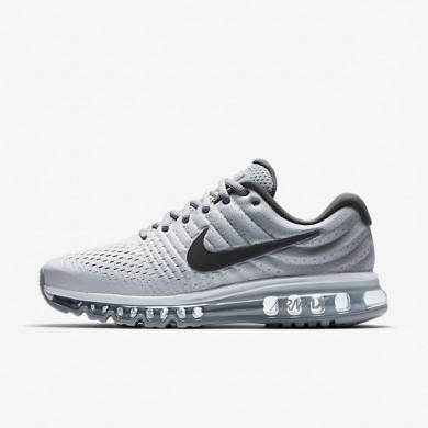 Nike air max 2017 para hombre blanco/gris lobo/gris oscuro_014
