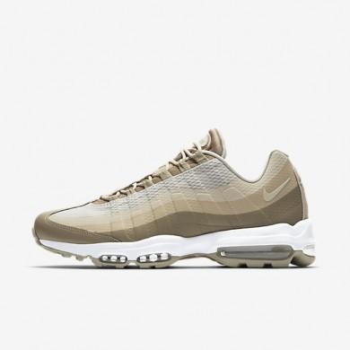 Nike air max 95 ultra essential para hombre caqui/crudo/lino/crudo_187
