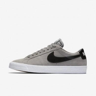 Nike sb blazer low para hombre polvo/blanco/marrón claro goma/negro_441