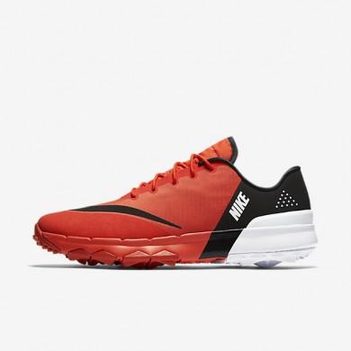 Nike fi flex para hombre naranja máximo/blanco/negro_498