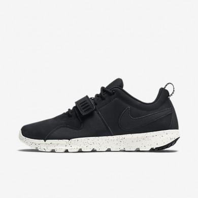 Nike sb trainerendor para hombre negro/negro/negro_811