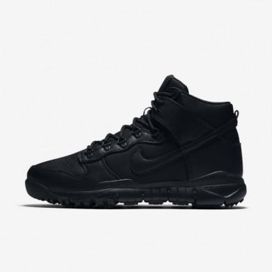 Nike sb dunk high para hombre negro/negro_817
