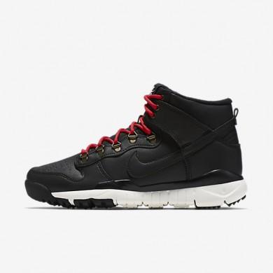 Nike sb dunk high r/r para hombre negro/vela/marrón cerveza/negro_824