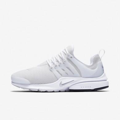 Nike air presto para mujer blanco/blanco/blanco/platino puro_271